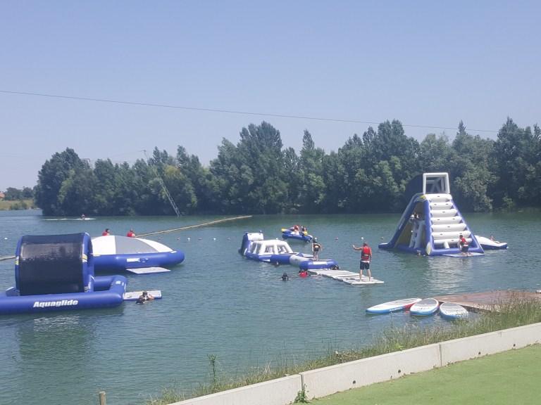 Base nautique Haute-Garonne