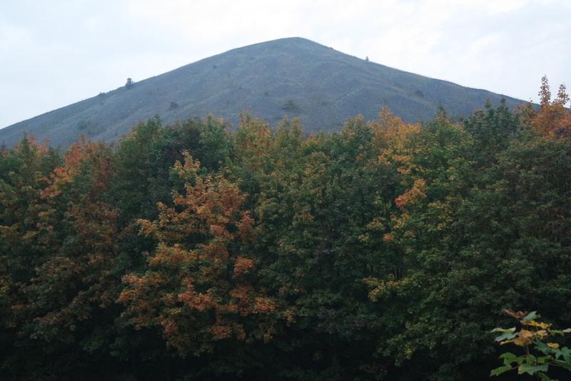 Terril automne Lens