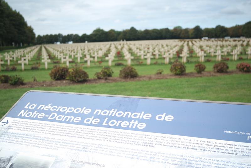 Nécropole Notre dame de Lorette