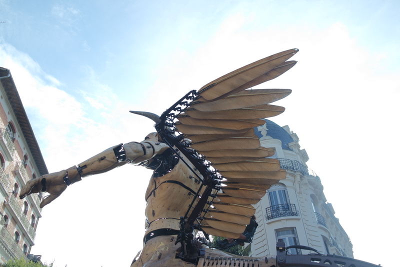 Machine Minotaure Toulouse