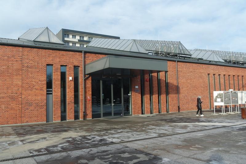 Centrum Historii Zajezdnia Wroclaw