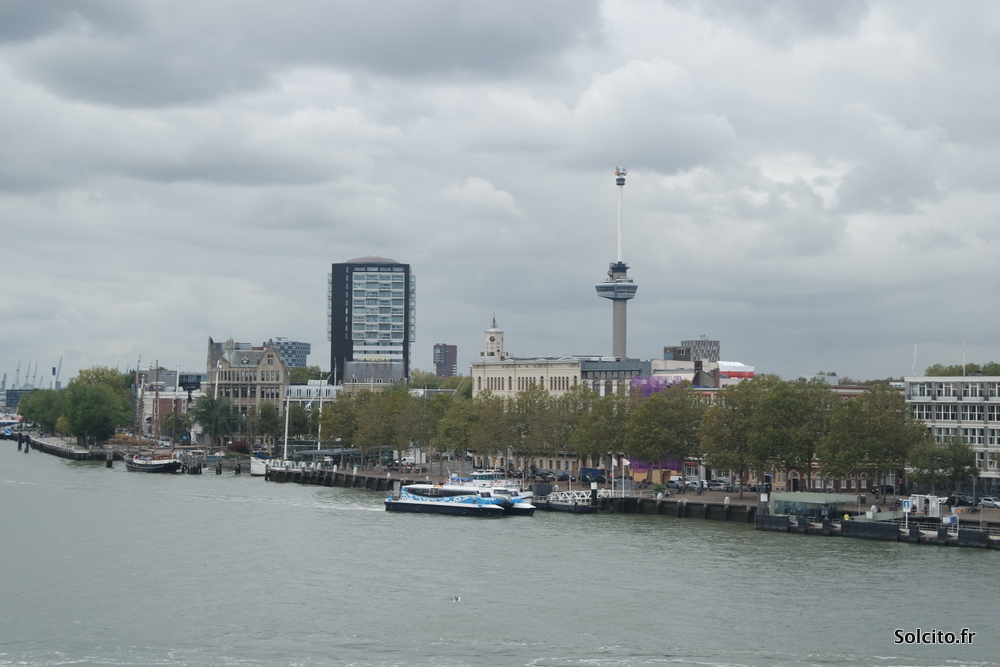 Séjour Rotterdam
