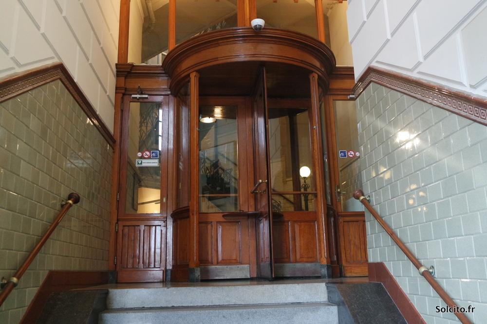 Hôtel insolite Rotterdam