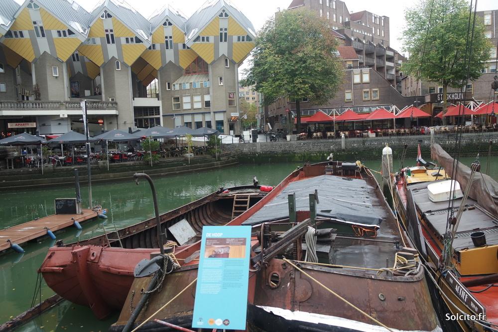 Ancien port Rotterdam