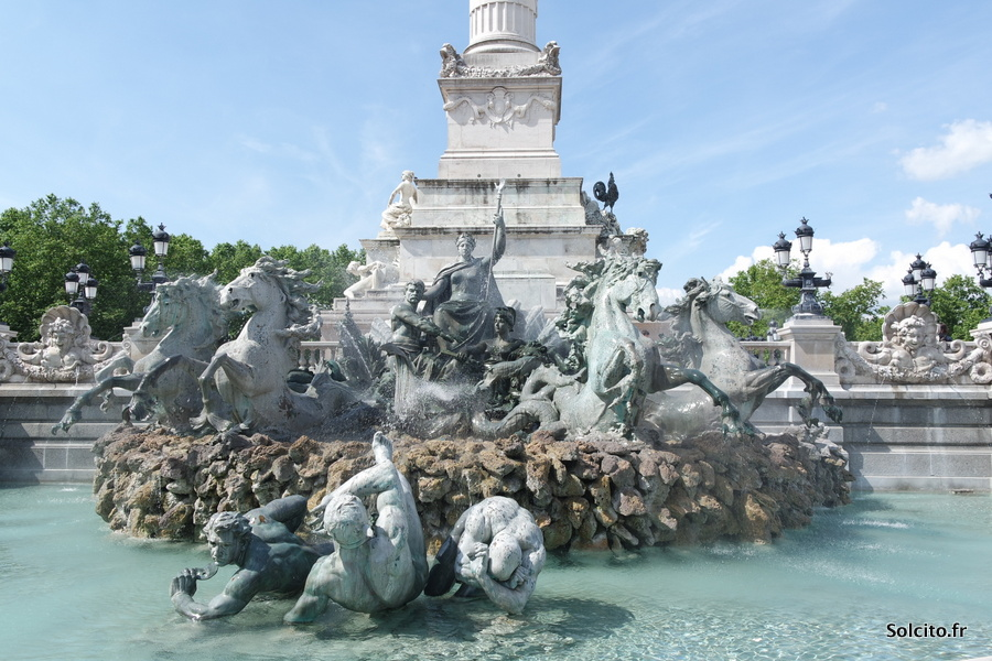 Visite Monument aux Girondins