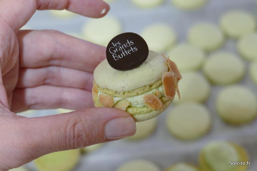 Macaron Grands Buffets