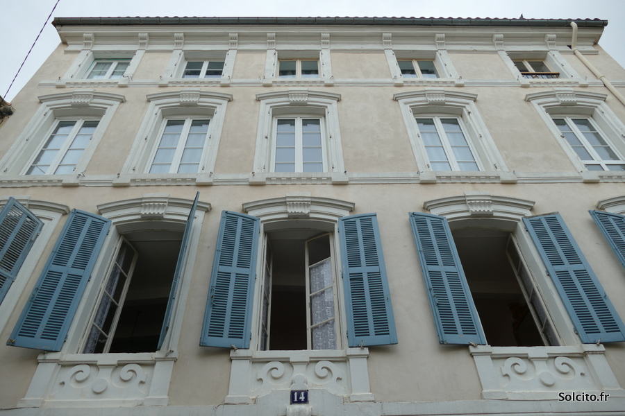 Rue Narbonne