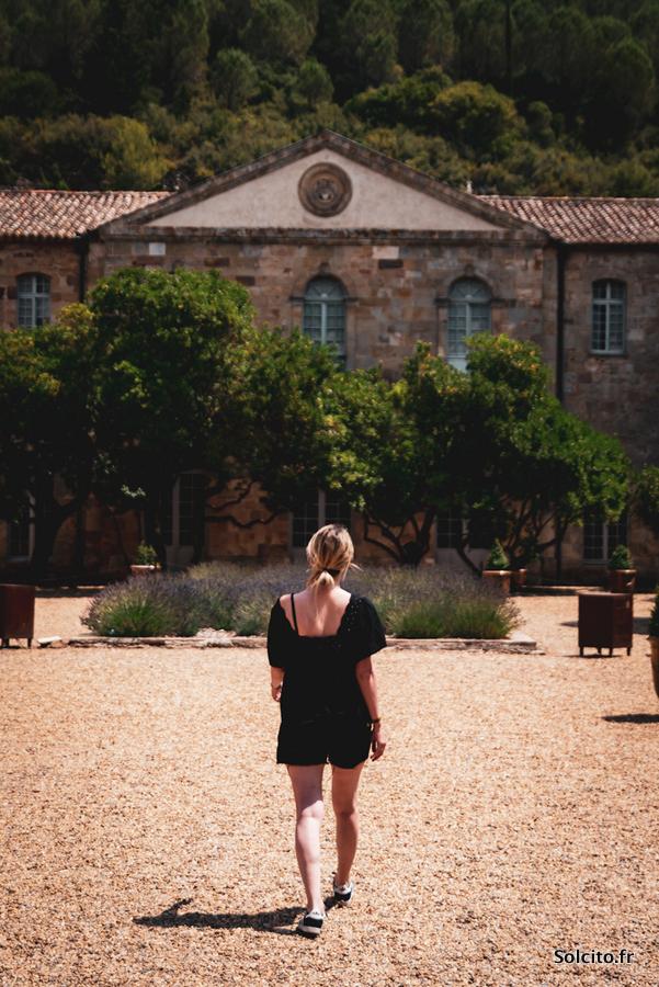 Solcito Abbaye de Fontfroide
