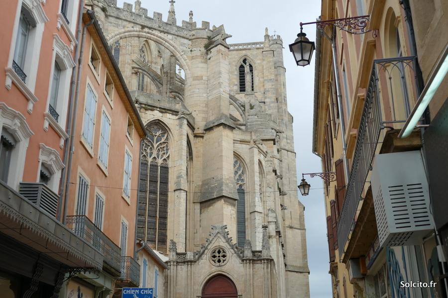 Visite Narbonne