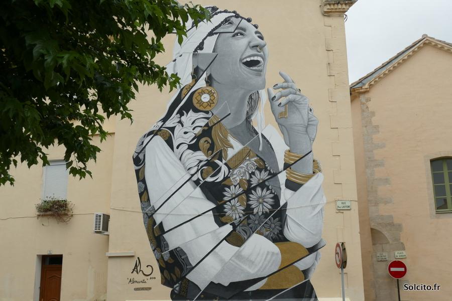 street art Nabonne