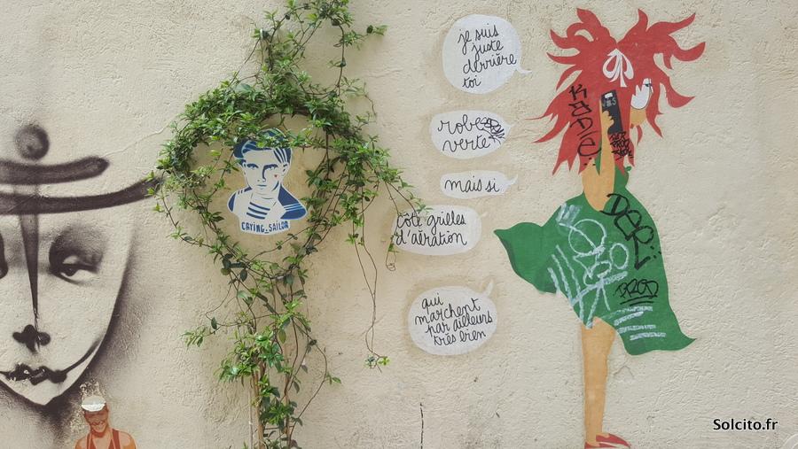 Art de la rue Montpellier