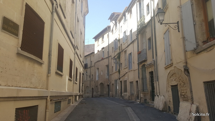 Centre ville Montpellier