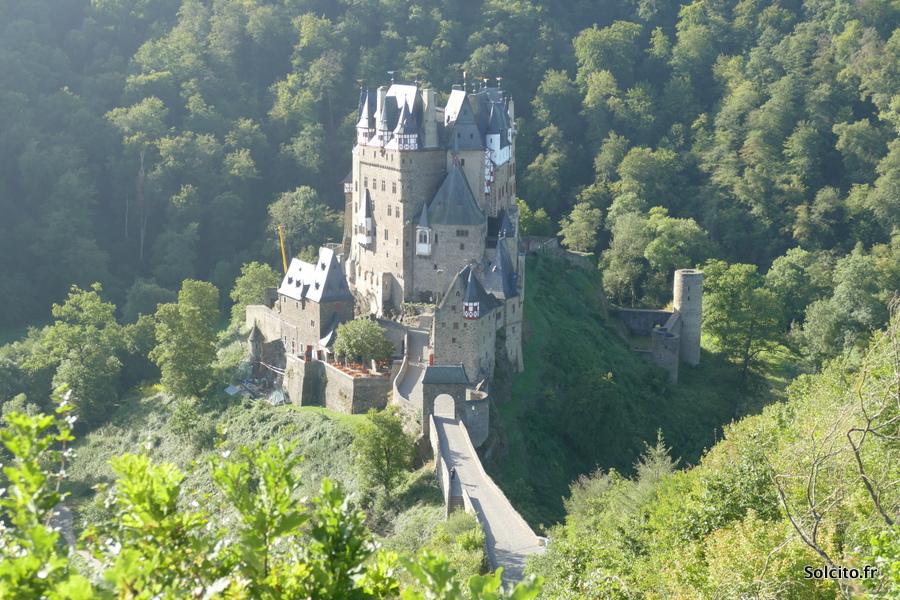 Château Eltz Rhenanie-Palatinat