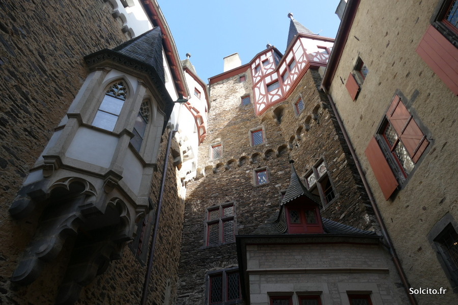 Château d'Eltz en Rhenanie