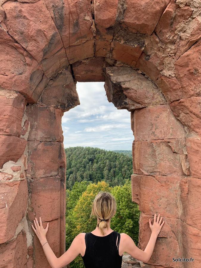 Neudahn Castle Rhenanie-Palatinat