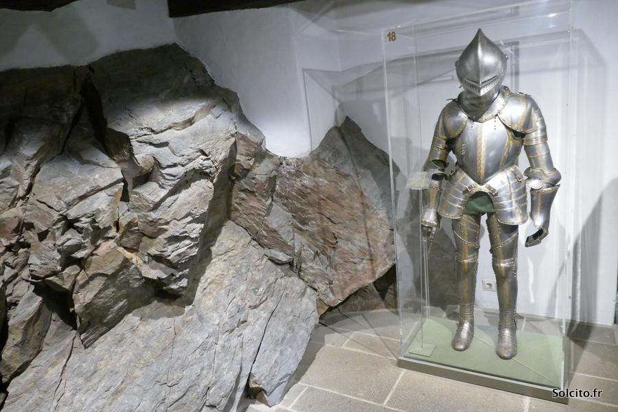 Visite du Château d'Eltz Rhénanie-Palatinat