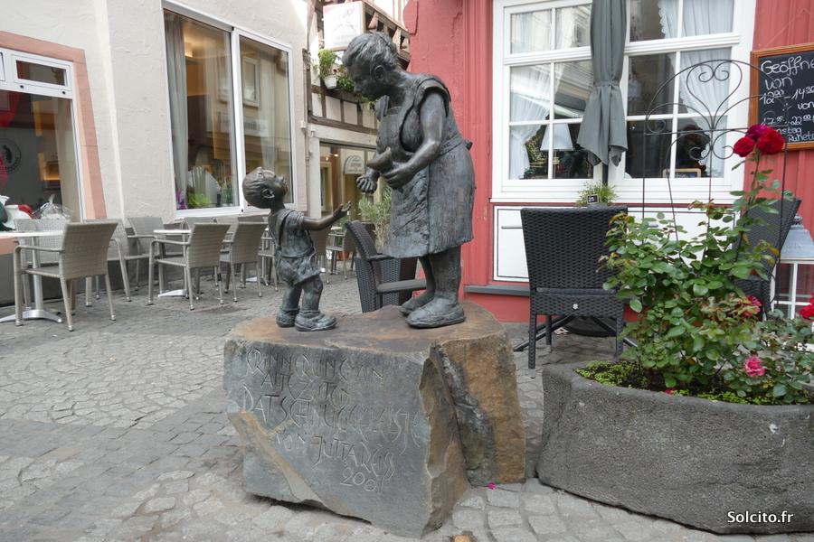 voyager à Boppart Rhénanie-Palatinat