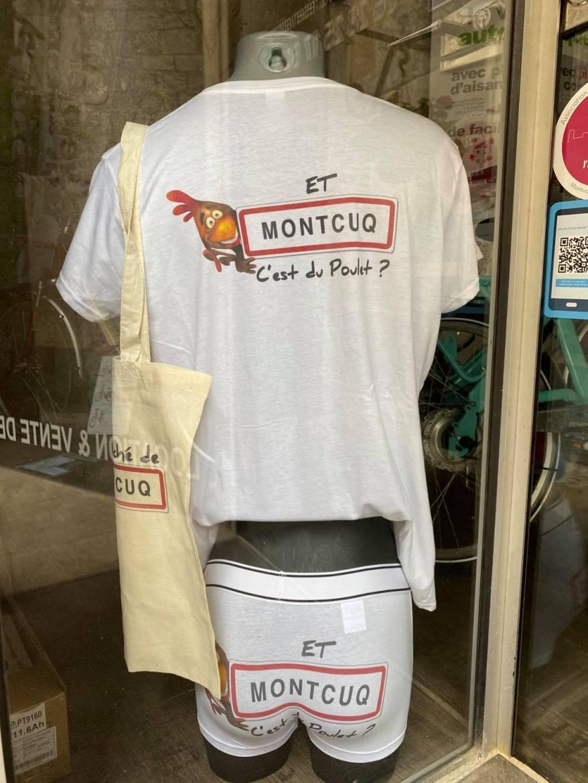 Montcuq Lot insolite