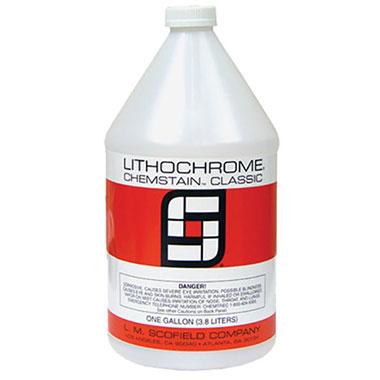 scofield acid stain