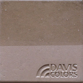 omaha tan color concrete chip
