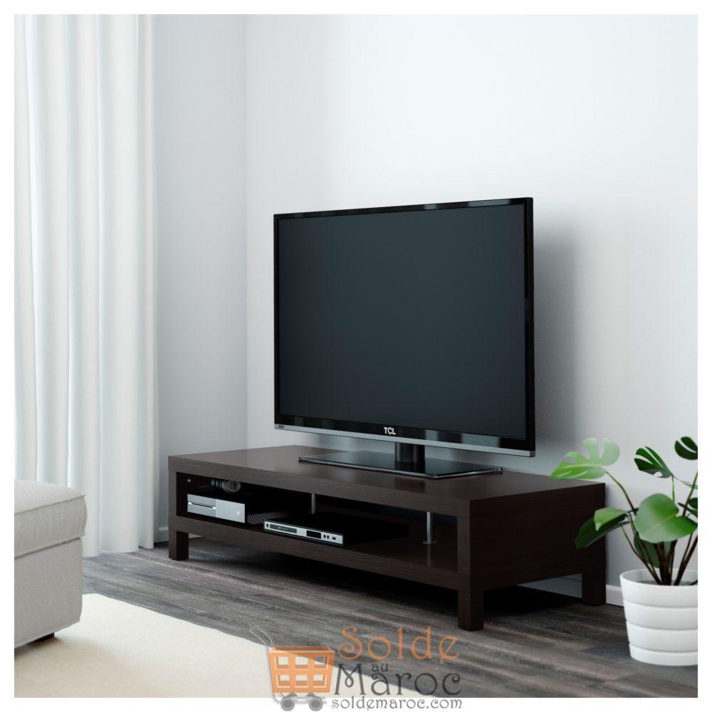 soldes ikea maroc meuble tv lack noir