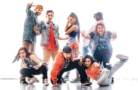 Versa Style Dance Company imparte talleres de hip-hop en Anchorage ...