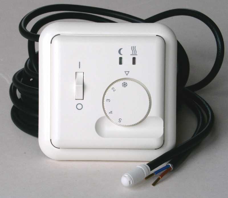 elektrische fussbodenheizung