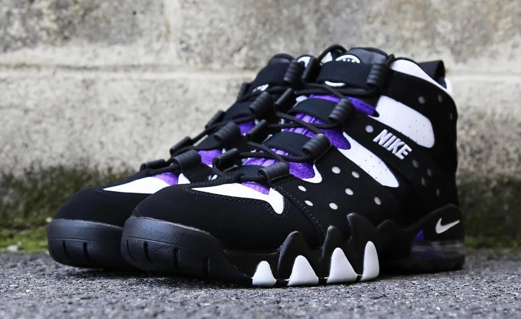 Nike Air Max 2 Charles Barkley 1994 OG  SOLE  SHAPE
