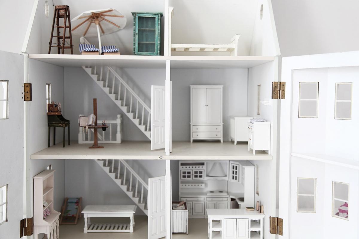 Tipps und Ideen fr ein Puppenhaus