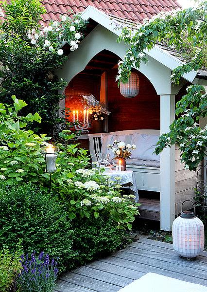 Die schnsten Ideen fr deine Gartendeko