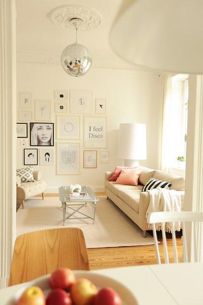 Eine Bilderwand anlegen Die besten Ideen und Tipps