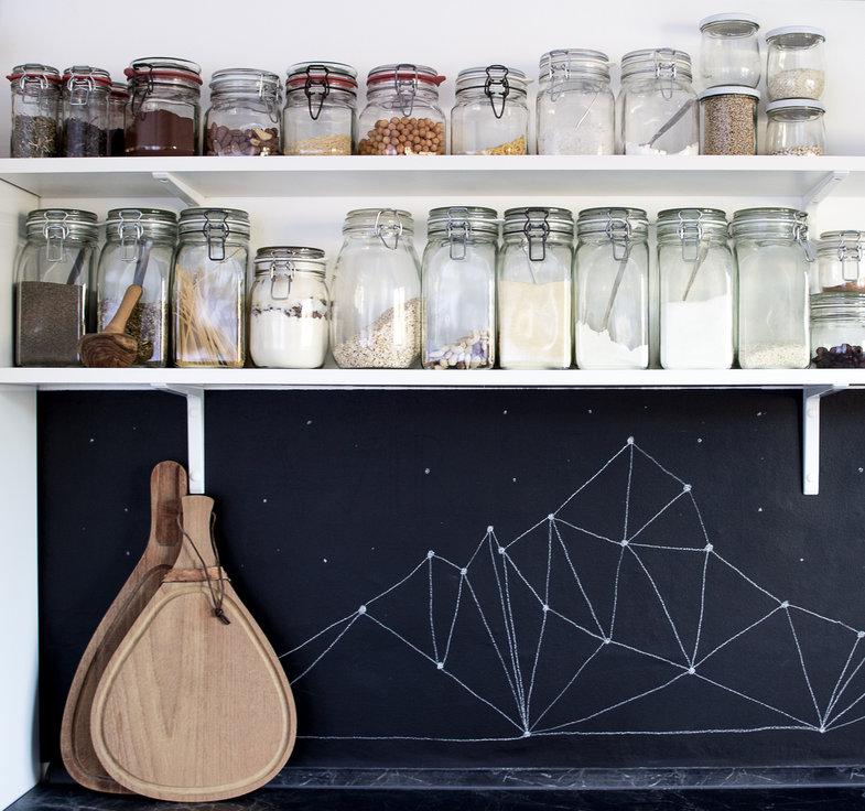 Die schnsten Ideen mit Tafelfarbe Tafellack und Tafelfolie