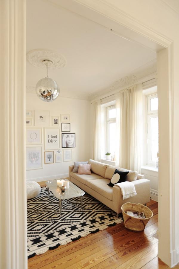 Die schnsten Wohnideen fr dein Wohnzimmer