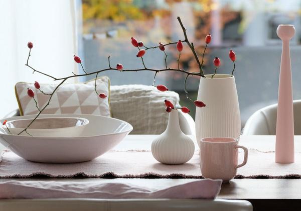 Die schnsten Ideen fr Tischdeko im Herbst