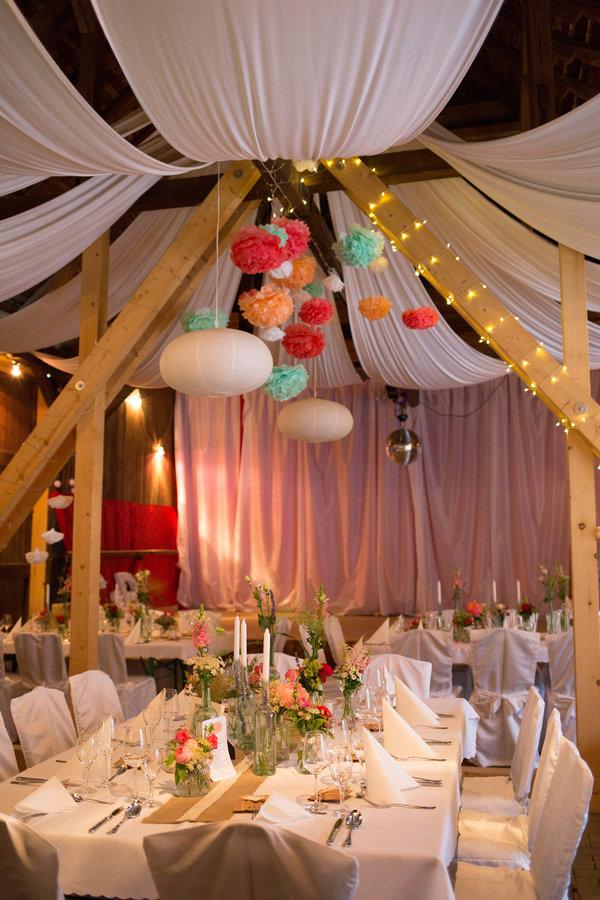 Die schnsten Ideen fr deine Hochzeitsdeko