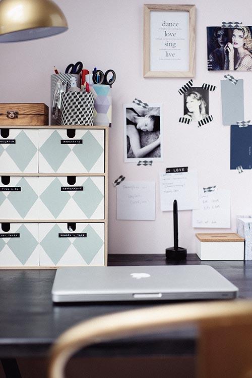 Gestaltungsideen fr die MiniKommode Ikea Moppe