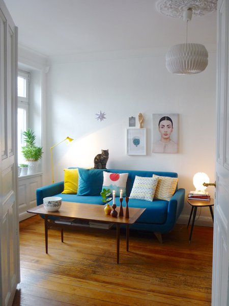 Die besten Ideen fr die Wandgestaltung im Wohnzimmer