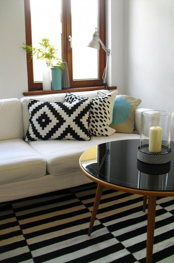 Gut kombiniert Die Wohnung einrichten mit Farben und