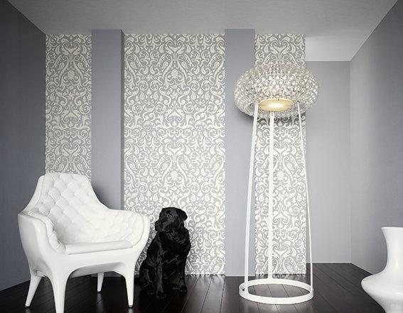 Wandgestaltung Barocke Tapeten  SoLebIchde