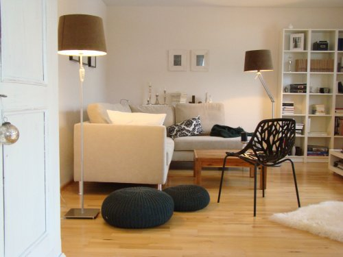 Farbgestaltung Wohnzimmer Einrichten mit Farbe  SoLebIchde