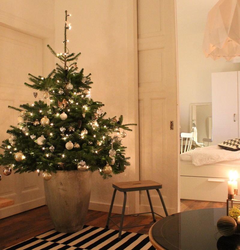 Die schnsten Ideen fr deinen Weihnachtsbaum