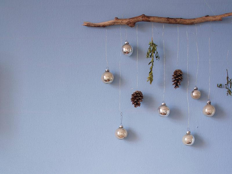 Weihnachtswanddeko Basteln Style  Wohndesign