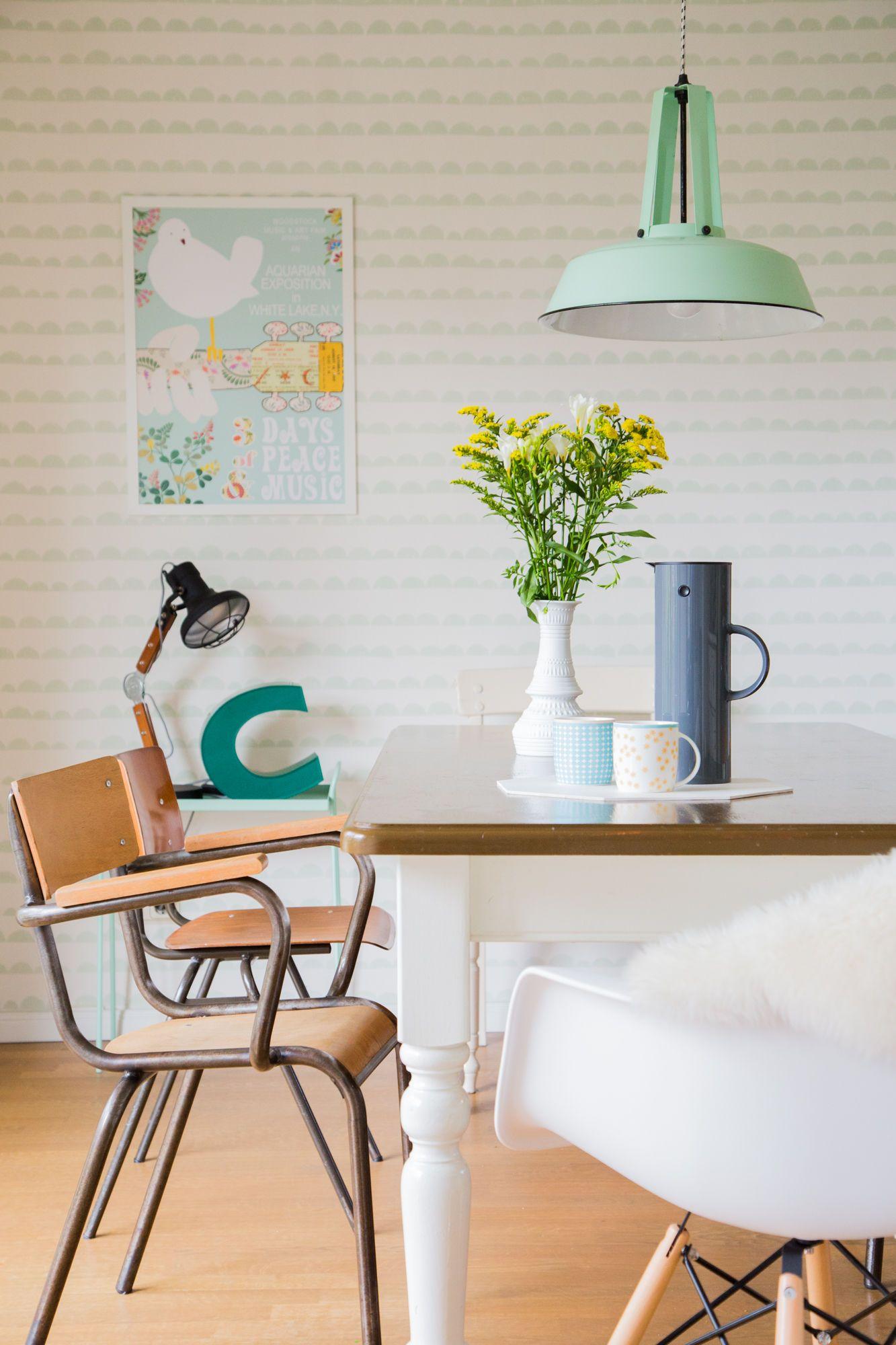 Die besten Ideen fr die Wandgestaltung im Esszimmer