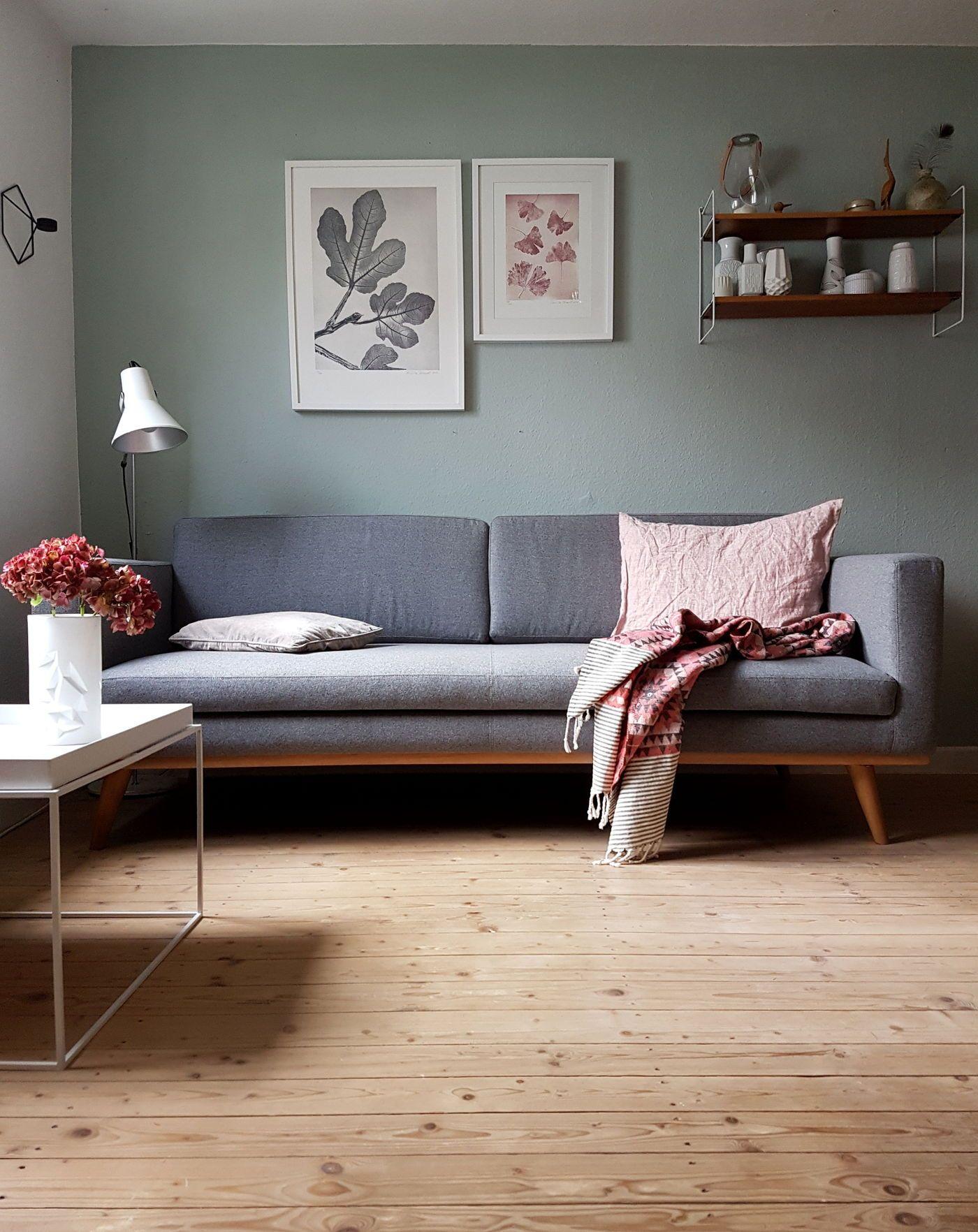Die schnsten Ideen fr die Wandfarbe im Wohnzimmer