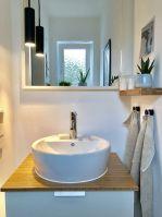 Kleine Badezimmer einrichten & gestalten