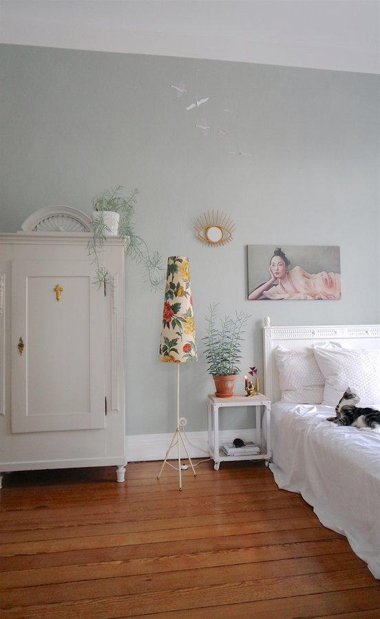 Wandfarbe Ideen Schlafzimmer