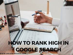 Google Search Ranking