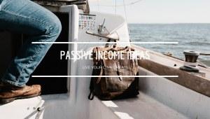 Passive income ideas in india