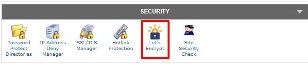 Free SSL Certificate for WordPress