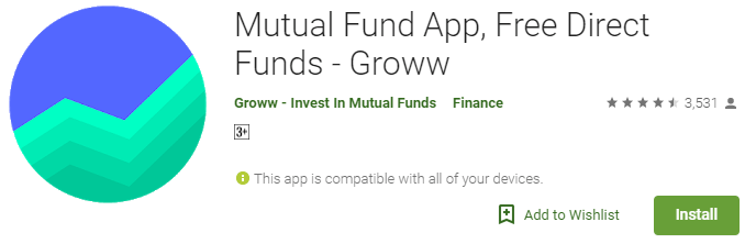 mutual fund apps in india